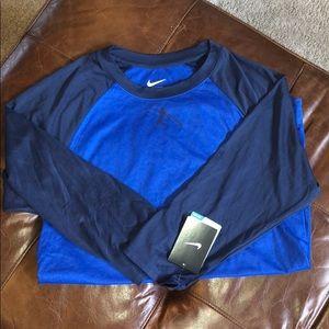 Nike baseball shirt NWT